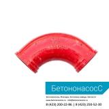 Колено бетоновода (DN125,R1000, 30)