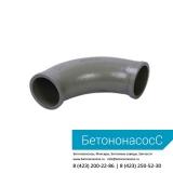 Колено бетоновода (DN125,R225, 90)
