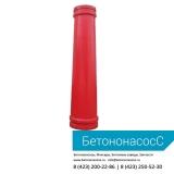 Труба разгонная (DN100Х125,L1000)