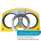 Шиберная плита и кольцо CIFA (DN230)