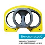 Шиберная плита и кольцо IHI (DN220)