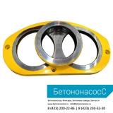 Шиберная плита и кольцо KYOKUTO (DN205)