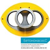 Шиберная плита и кольцо MITSUBISHI (DN225)