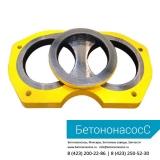 Шиберная плита и кольцо NIIGATA (DN210)