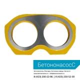 Шиберная плита и кольцо NIIGATA (DN190)
