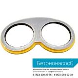 Шиберная плита и кольцо SHWING (DN200)