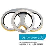 Шиберная плита и кольцо SHWING (DN220)