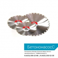Диск алмазный для нарезчика швов DN400 мм