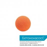 Шар промывочный (DN80) - мягкий/средний/жесткий