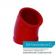 Колено бетоновода (DN175,R315, 30)