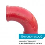Колено бетоновода (DN100,R275, 90)
