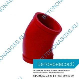 Колено бетоновода(DN125,R240,30)
