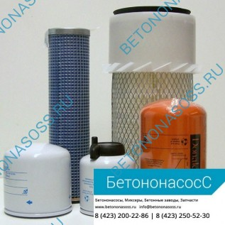Фильтр гидравлический ELBA 110х50х180