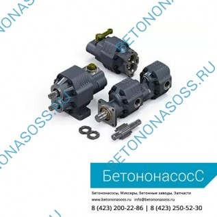 Гидромотор аутригера KCP