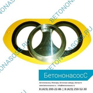 Шиберная плита и кольцо KYOKUTO (DN225)