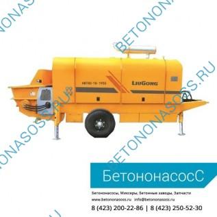 Стационарный бетононасос LiuGong HBT6013132E
