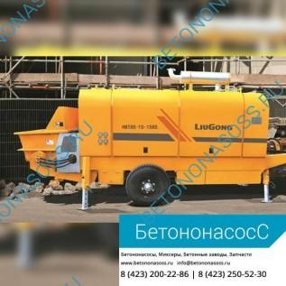 Стационарный бетононасос LiuGong HBT8515158E