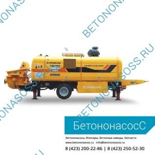 Стационарный бетононасос Zoomlion HTB 110.26.390RS